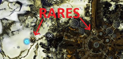 Vostigar Peaks Rares – CADRIFT