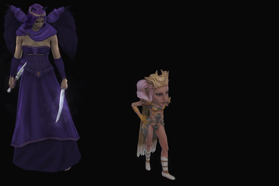Puppet: Shyla
