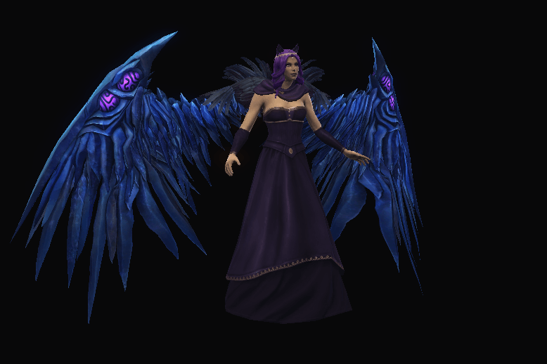Mount - Ice Harpy Wings4050 credits (patron price)