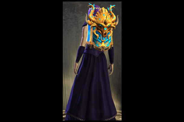 Costume - Golden Maw Haversack (2020)720 credits