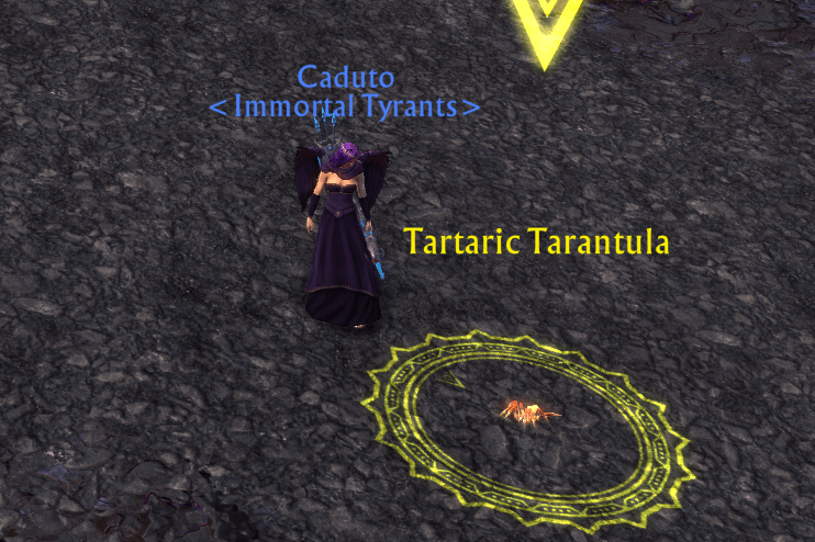 Tartaric Tarantula Critter