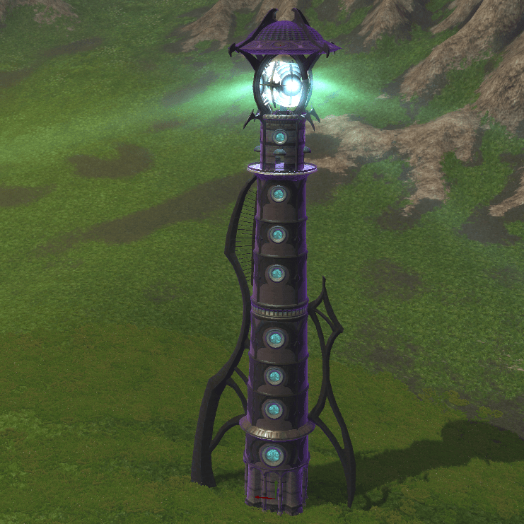 Tidecaller Lighthouse