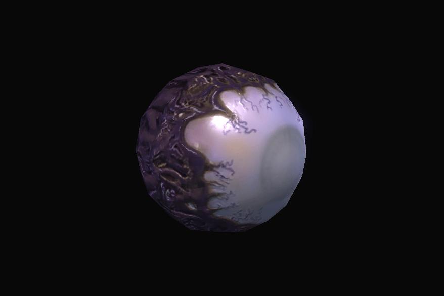 Death Oculon Eye
