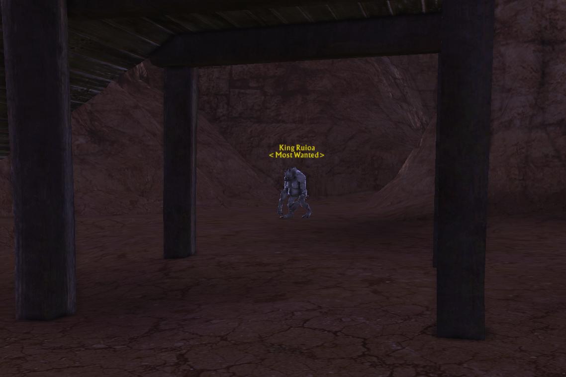 Bounty: TroglodyteFrom King Ruioa