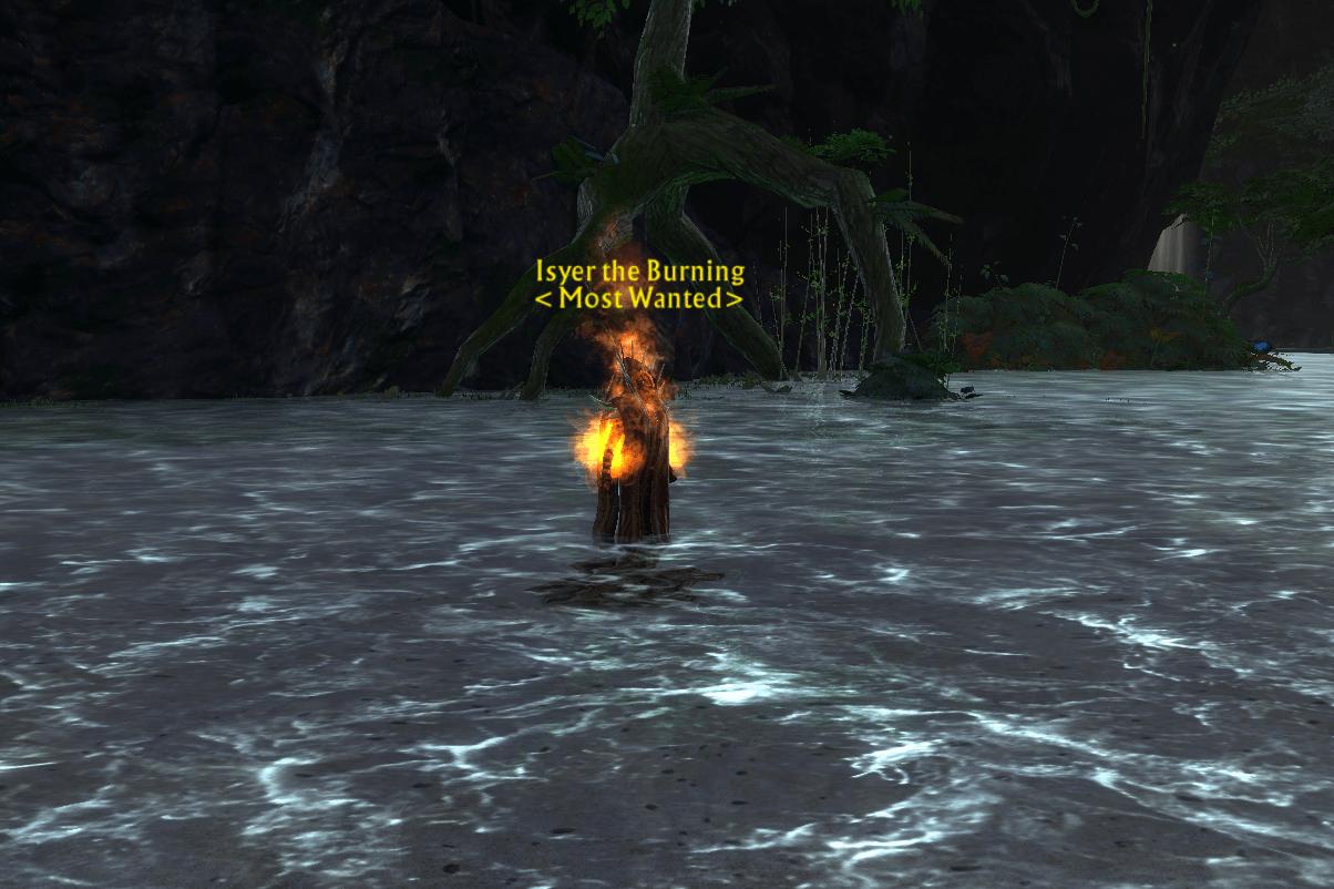 Bounty: DevilFrom Isyer the Burning