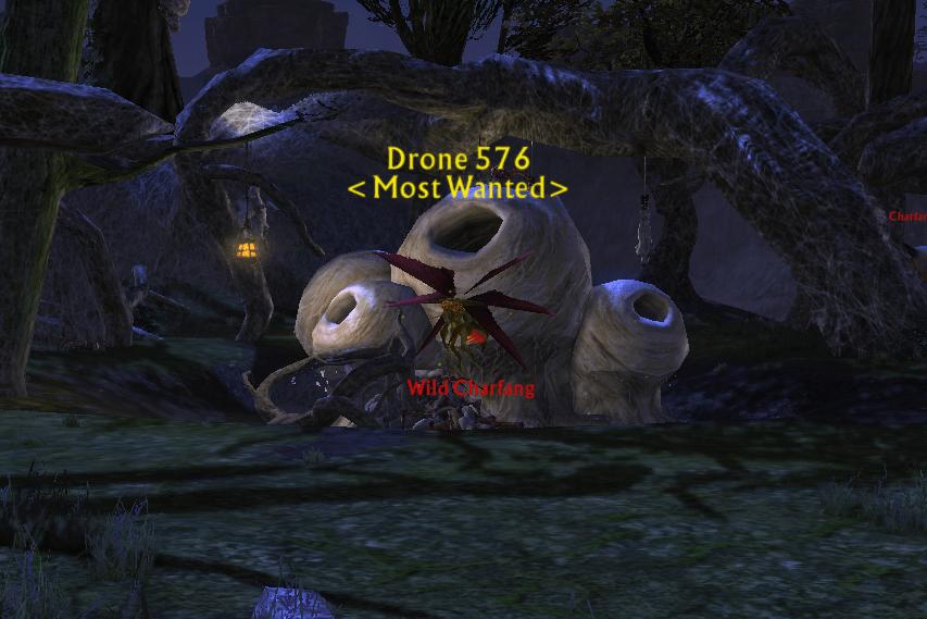 Bounty: VespidFrom Drone 576