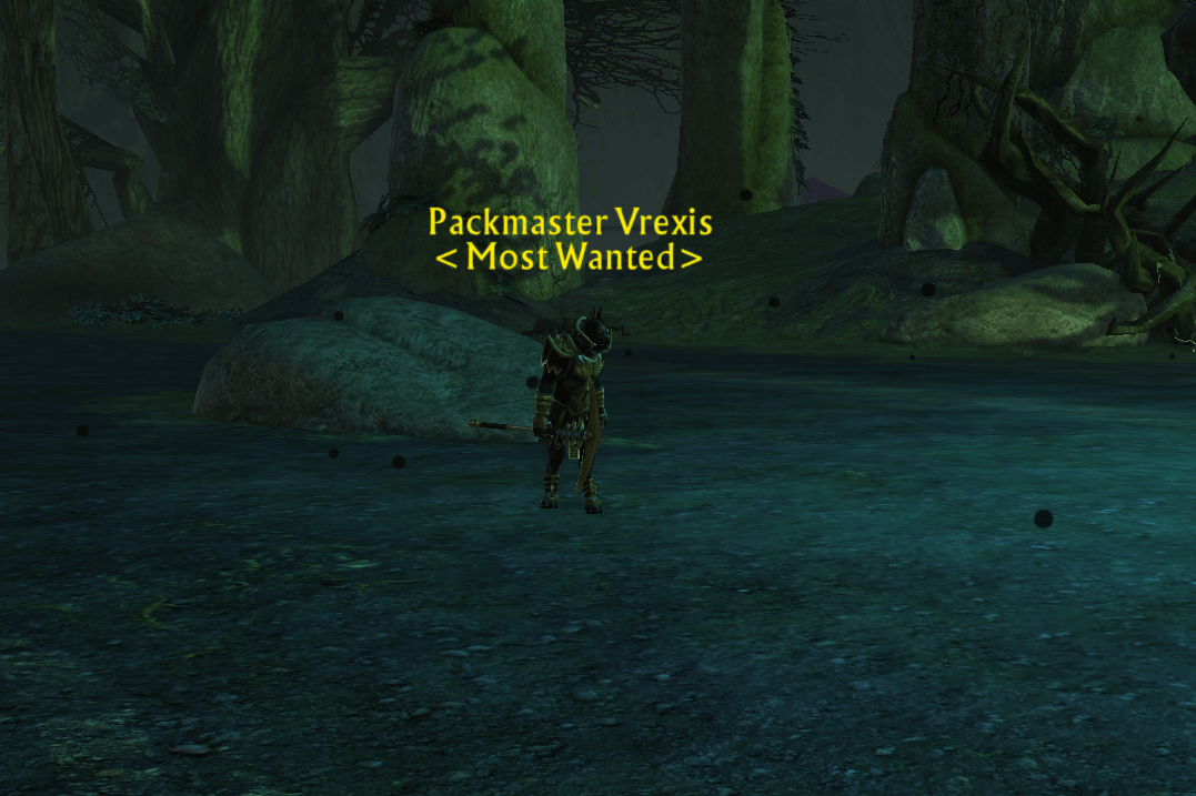 Bounty: KoboldFrom Packmaster Vrexis