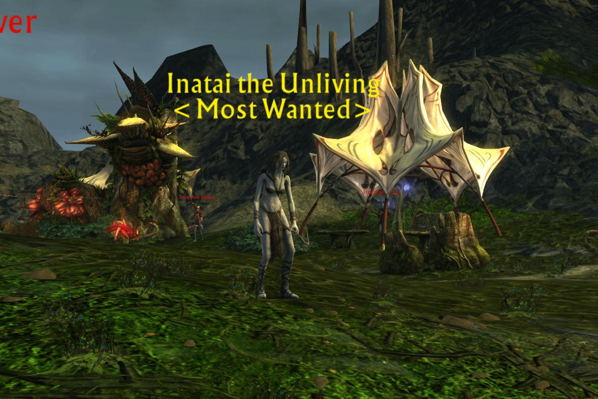 Bounty: LornFrom Inatai the Unliving