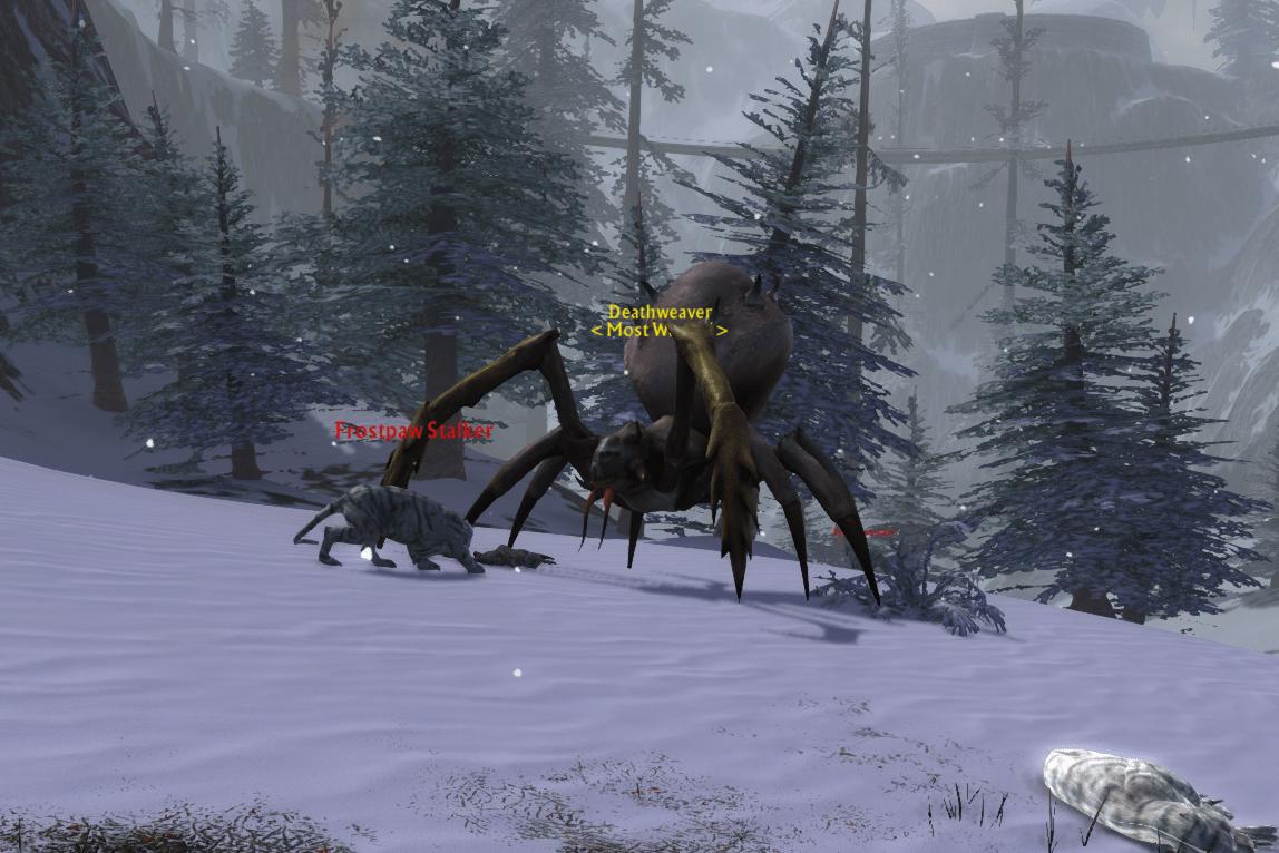 Bounty: SpiderFrom Deathweaver