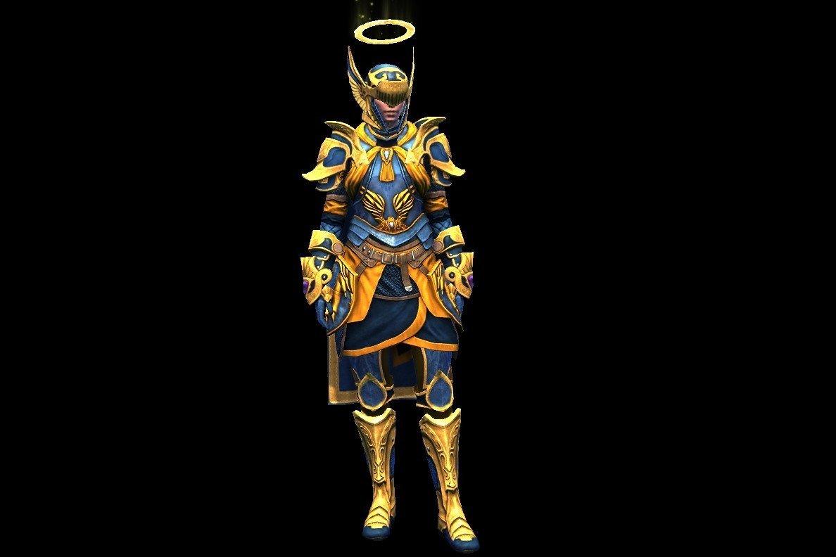 Valkyrian Descent Warrior Wardrobe