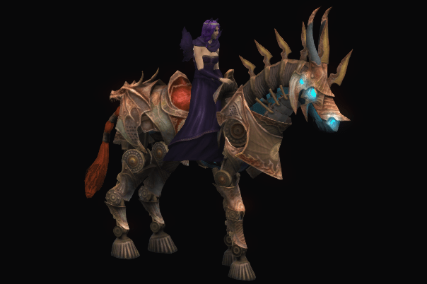 Mount - Defiant Legionnaire Warhorse (2021)5 Doubloons (or Account-wide for credits)